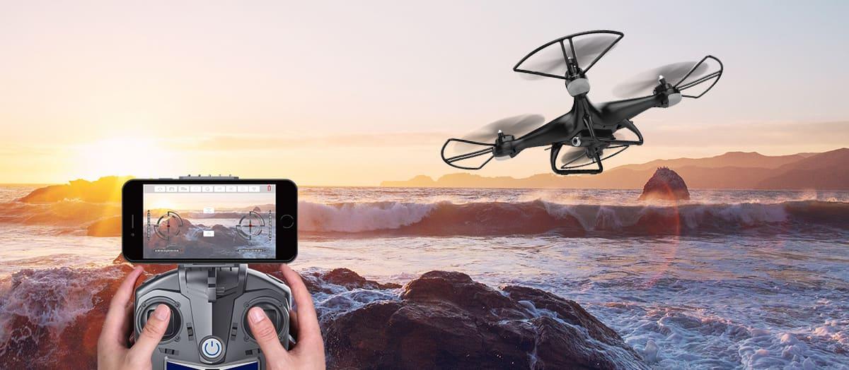 HS110D FPV Drone
